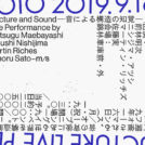 《Sound and Structure Live performance at Soto》