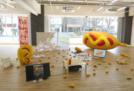 倉知 朋之介 個展 「ジャンボタニシ」