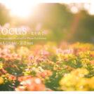 amu design 写真教室19期生 卒業制作展「Focus -光を紡ぐ-」