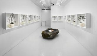 開廊30周年記念 馬文展